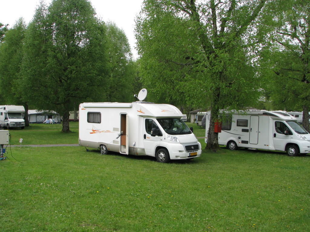 Lourdes - Camping